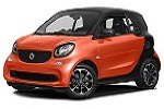 Smart Fortwo Automatic 1000cc