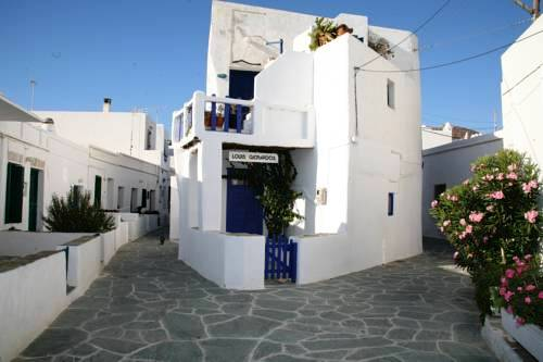 Anima Apartments, Folegandros.
