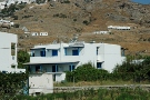 accommodation in serifos - Amalia studios offers a view of the picturesque Hora town and the mountains around it
