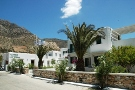 Morfeas Pension in Kamares on the Greek island of Sifnos