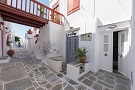 houses to rent on sifnos - Aris & Maria Houses, Kastro.