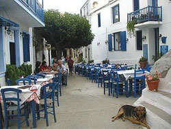 Old Town of Alonissos
