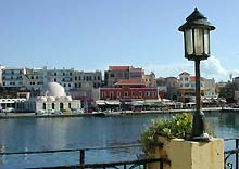 Picture of Chania Port