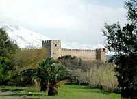 Picture of fortress in Francocastello