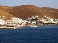 Merihas port of Kythnos