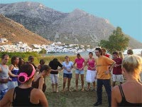 Traditional Dancing Lessons in Sifnos