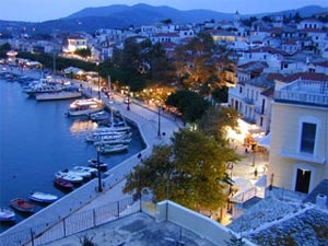 Skopelos by night