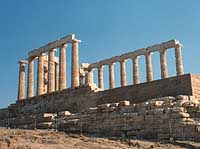 Cape Sounion Guided Tour. An organized evening excursion to see the temple of Poseidon on the Athens coast